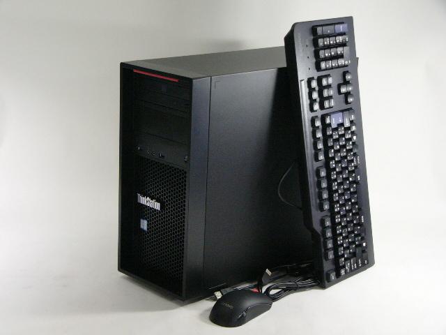【再生品】ThinkStation P310 Tower /Win 10 Pro /Core i3-6100 /500GB 8GB