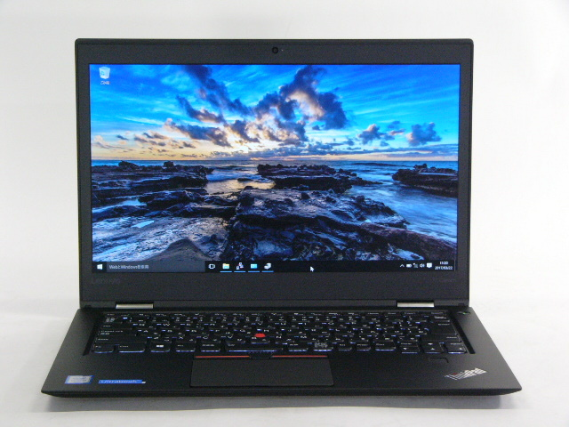【再生品】ThinkPad X1 Carbon /Win 10 /Core i7-6500U /256GB 8GB WQHD