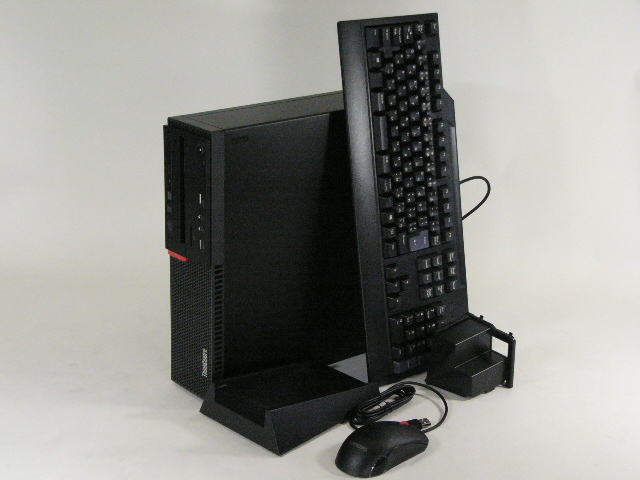 【再生品】ThinkCentre M900 Small /Win 10 Pro /Core i5-6500 /500GB 8GB 天板凹