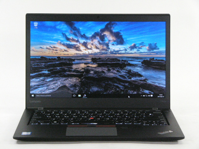 【再生品】ThinkPad T460s USキー /Win 10 /Core i5-6200U /192GB 8GB WQHD Geforce