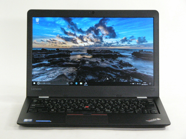 【再生品】ThinkPad 13 /Win 10 /Core i5-6200U /256GB 12GB FHD