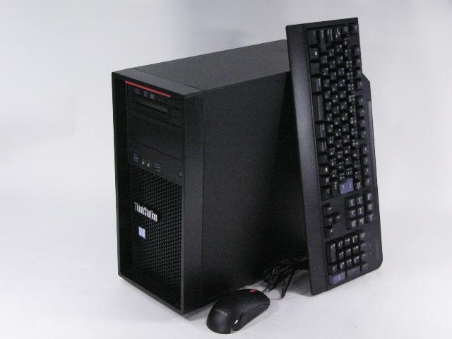 【再生品】ThinkStation P410 /Win 10 Pro /Xeon /256GB 16GB K620