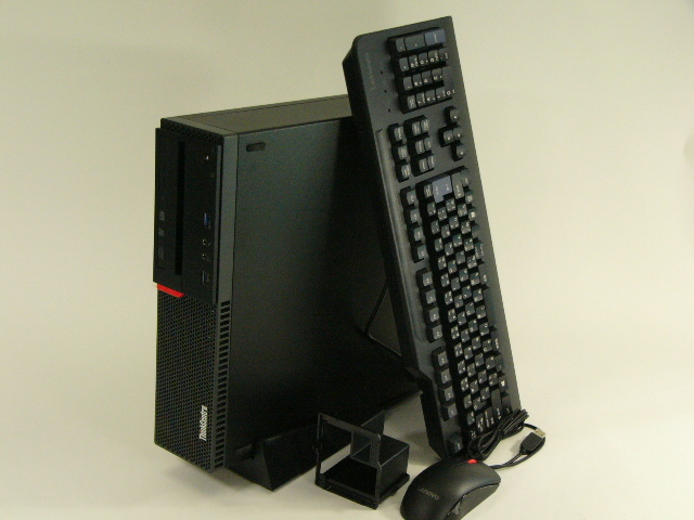 【再生品】ThinkCentre M700 Small /Win 10 Pro /Core i7-6700 /1TB+8GB 16GB