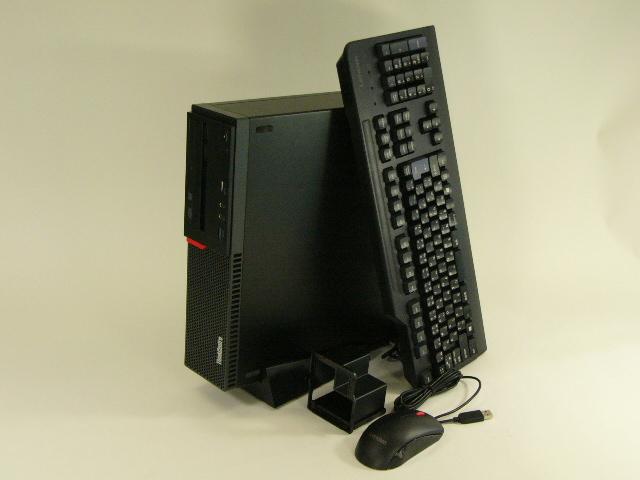 【再生品】ThinkCentre M700 Small /Win 10 Pro /Cel-G3900 /500GB 4GB