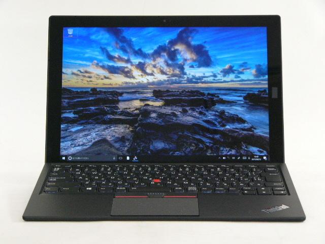【再生品】ThinkPad X1 Tablet /Win 10 Pro /Core m5-6Y54 /128GB 8GB ペン