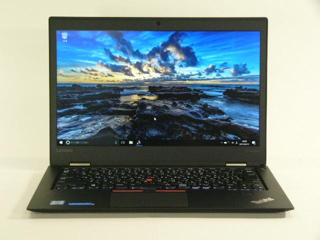 【再生品】ThinkPad X1 Carbon /Win 10 Pro /Core i5-6300U /240GB 8GB FHD