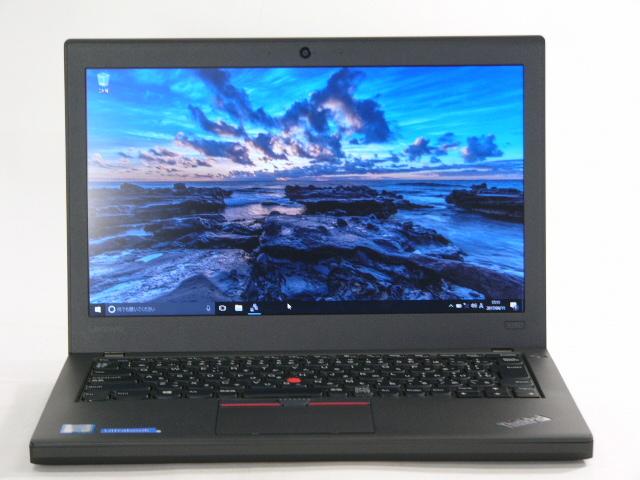 【再生品】ThinkPad X260 /Win 10 Pro /Core i5-6300U /128GB 8GB