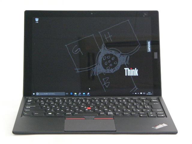 【再生品】ThinkPad X1 Tablet /Win 10 Pro /Core m5-6Y54 /128GB 8GB LTE ペン