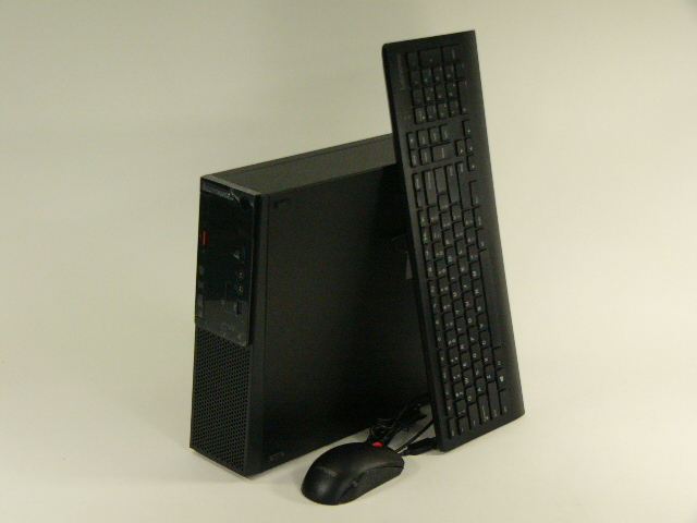 【再生品】Lenovo S510 Small USキー /Win 10 Pro /Cel-G3900 /500GB 4GB
