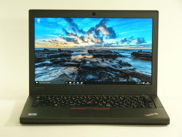 【再生品】ThinkPad X260 /Win 10 /Core i7-6600U /512GB 16GB FHD + WiGigドック