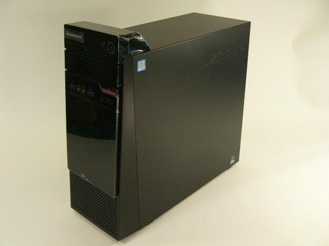 【再生品】Lenovo S510 Mini-Tower /Win 10 /Core i7-6700 /128GB+1TB 16GB 無線 パラレル