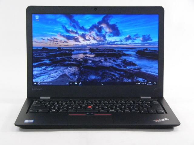 【再生品】ThinkPad 13 /Win 10 Pro /Core i3-6100U /128GB 4GB