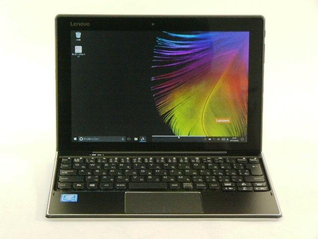 【再生品】ideapad MIIX 310 /Win 10 /Atom x7-Z8750 /64GB 4GB WUXGA キーボードドック