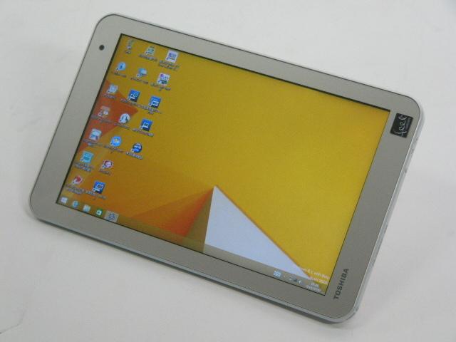 【再生品】Dynabook Tab S68/NG Win8.1 64GB 2GB office ペン欠品