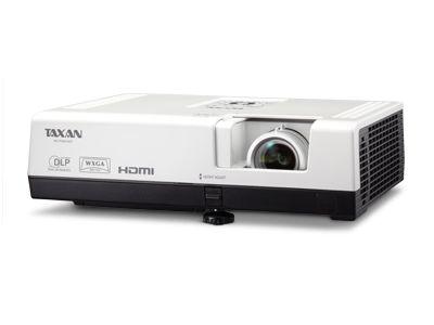 【再生品】TAXAN DLPプロジェクター KG-PH201WX (WXGA)