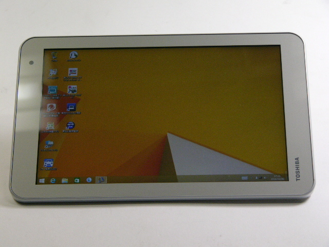 【再生品】Dynabook Tab S38/PG  /Win 8.1 /32GB 2GB (PS38PGP-NXA)