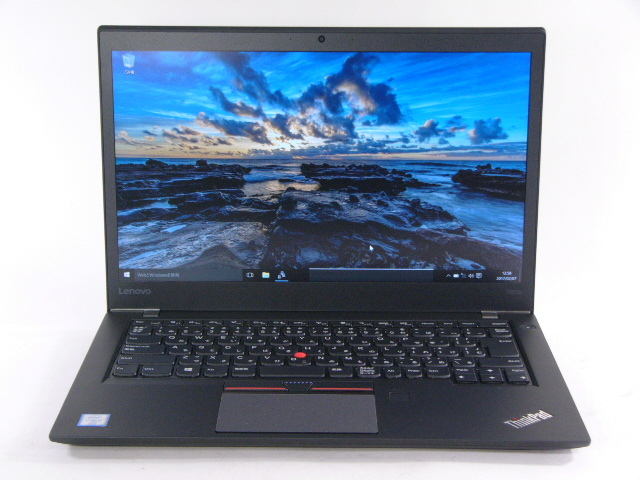 【再生品】ThinkPad T460s /Win 10 Pro /Core i5-6300U /256GB 8GB FHD