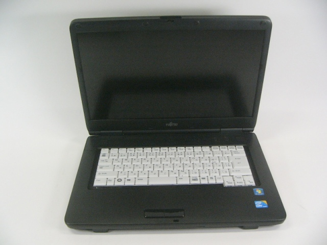 【送料無料・中古】 富士通 FMV LIFEBOOK A550/A 【Core i5/4GB/160GB/Win 7 Home 32bit/FMVNA2T4】