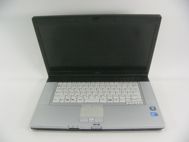 【送料無料・中古】富士通 FMV LIFEBOOK E780/B【Core i5/4GB/160GB/Win 7 Home 32bit】