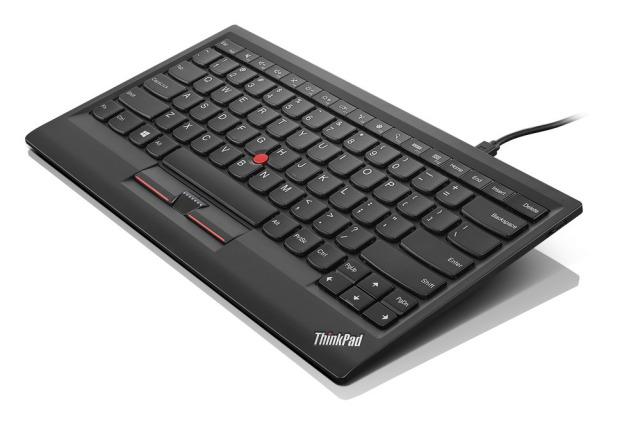 【再生品】ThinkPad Bluetooth ワイヤレス・トラックポイント・キーボード - 日本語 0B47181