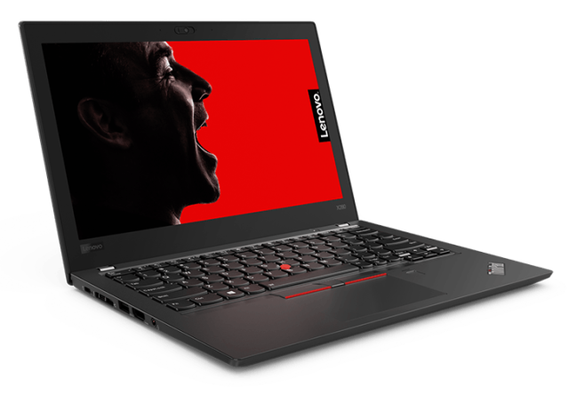 ■新品保証付■ThinkPad X280 /Windows 10 /Core i7-8650U /256GB SSD 16GB FHD IRカメラ Office