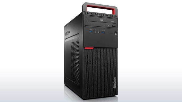 ■新品保証付■ThinkCentre M700 Tower /Win 10 /Core i3 /128GB+1TB 8GB GT720
