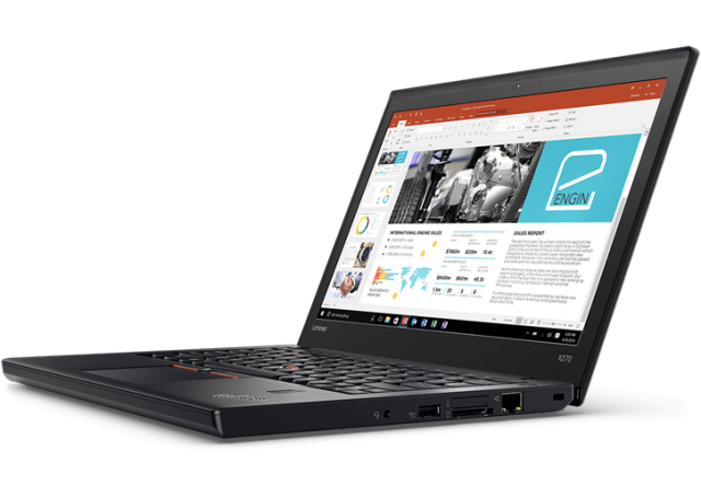■新品保証付■ThinkPad X270 /Win 10 /Core i5-7200U /256GB 8GB FHD