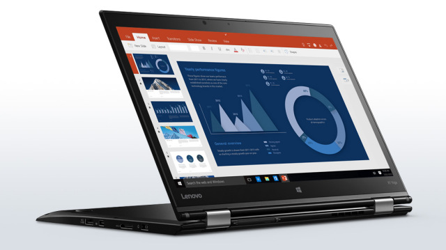 ■新品保証付■ThinkPad X1 Yoga /Win10 /Core i7 /512GB 16GB WQHD タッチ+ペン