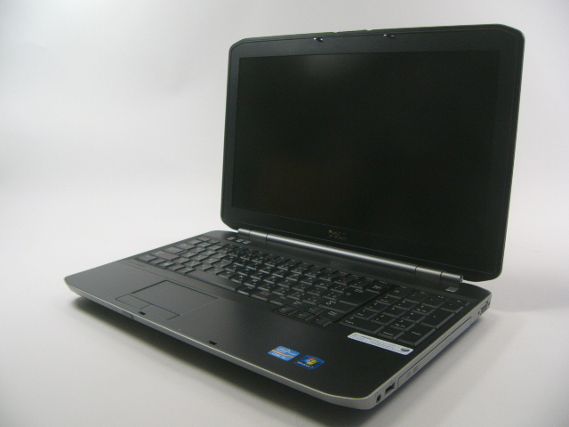 【送料無料・中古】Dell LATITUDE E5520【Core i5/4GB/500GB/win 7 Home 32bit】
