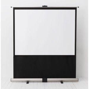 TAXAN 100型ケース一体型モバイルスクリーン【KG-S2100】8.0Kg