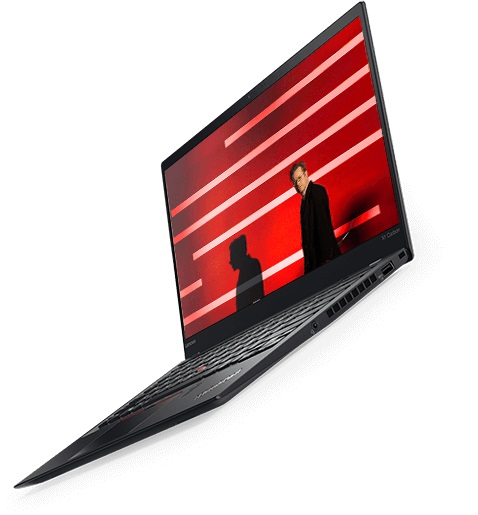 【再生品】ThinkPad X1 Carbon 2017年 /Win 10 /Core i7-7500U /512GB 16GB FHD IRカメラ