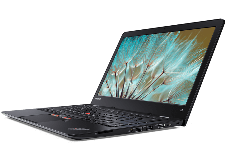 ■新品保証付■ThinkPad 13 /Win 10 /Core i3-7100U /256GB 4GB FHD