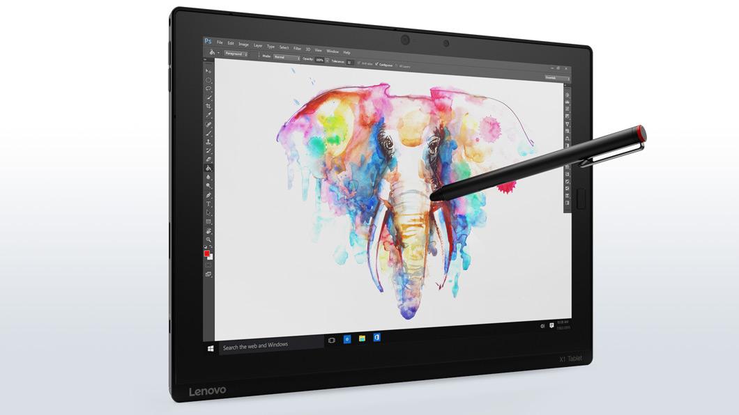 ■新品保証付■ThinkPad X1 Tablet /Win 10 Pro /Core m5-6Y57 /128GB 4GB ペン