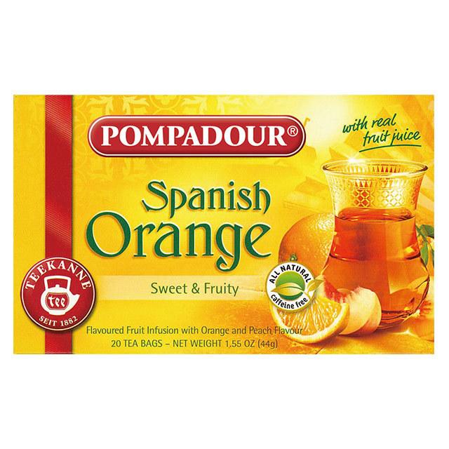 ポンパドール/スパニッシュオレンジ20TB