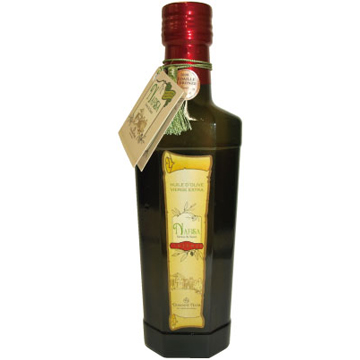 【2009年度パリ食品コンクール銀賞受賞】NAFISA オリーブオイル インテンス(229g) 品番1529