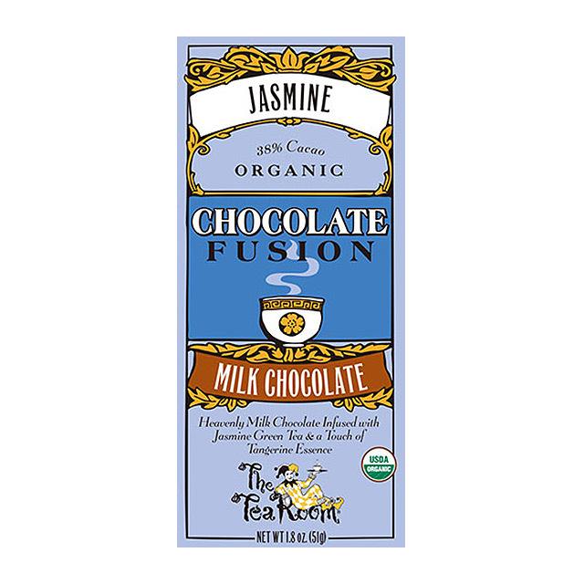 ティールームチョコレート ジャスミン