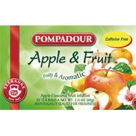 ポンパドール/アップル&ハーブミックス(20ティーバッグ) 品番1540