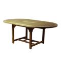 ウェリントン オーバルエクステンションテーブル 140