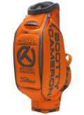 Caddie Bag Circle T Orange