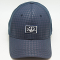Cap Crown Logo Patch Navy