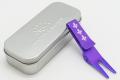Pivot Tool Fleur-De-Lis-Bright Dip Purple