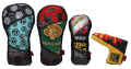 Patchwork Headcover SET-1