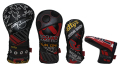 Patchwork Headcover SET-3