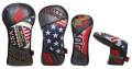 Patchwork Headcover SET-6