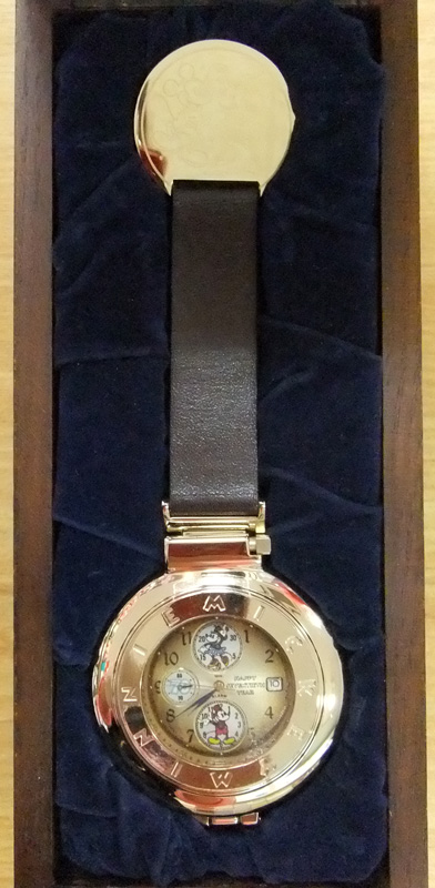 disney時計