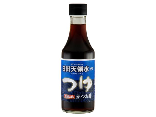 マルヱ日田天領水使用つゆ濃縮2倍【250ml】