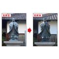 青銅製御仏像 清掃・修復 承ります!