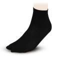 地下足袋用靴下・黒