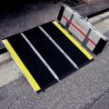 折りたたみ式 軽量・段差スロープ・簡易タイプ 長さ87.5cm