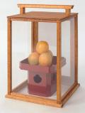 三方用 供物 保存器(木製)